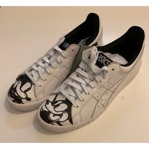 Asics Tiger Disney Mickey Mouse Edition Shoes 9